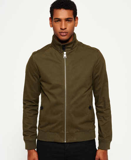 Leading Harrington Jacket