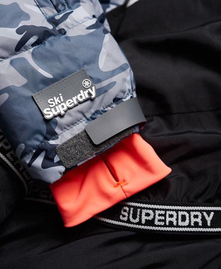 Superdry Ski Command Utility Down Jacket