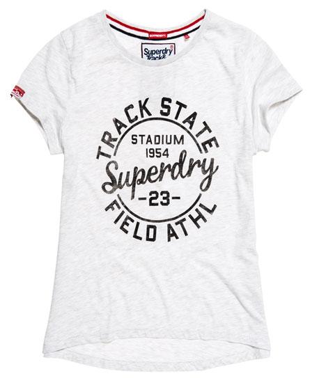 Track & Field boyfriend T-shirt