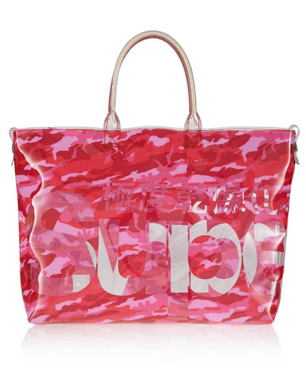 Superdry Jelly Whopper Shopper Pink