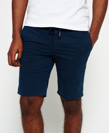 hounds blue Superdry International Sun Scorched Chino Shorts