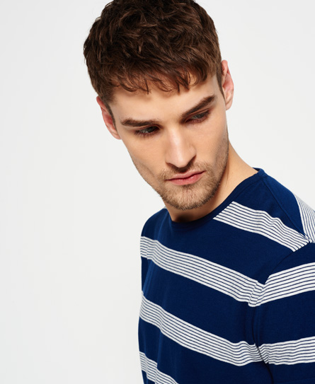 Superdry IE Refined Striped T-shirt