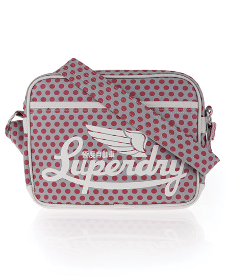 Superdry Icarus Mini-Alumni Grey