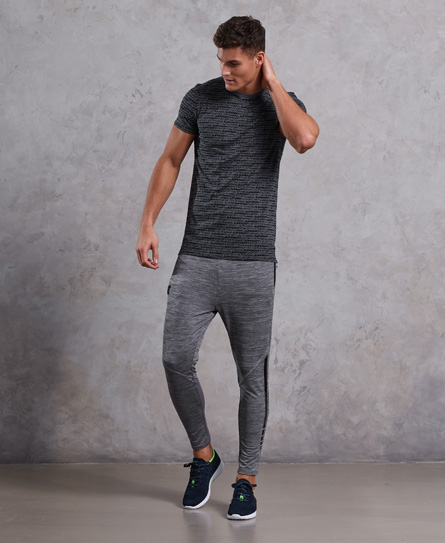 Superdry Gym Tech All Over Print T-Shirt