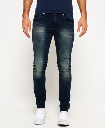dusted blue blue Superdry Jeans Skinny
