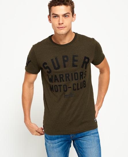 Superdry - Camiseta Warriors Biker - 2