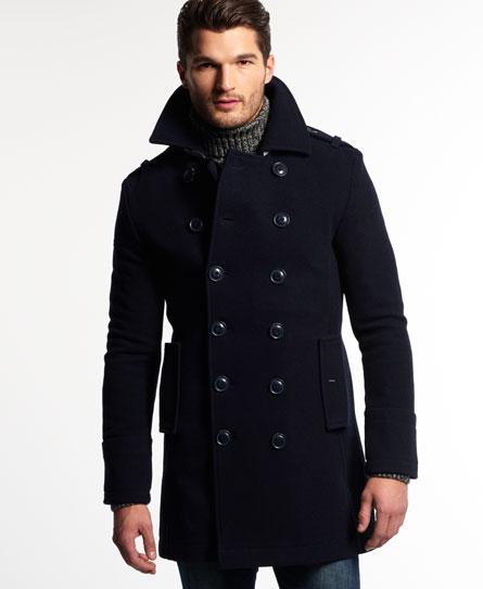 superdry manteau bridge vestes pour homme. Black Bedroom Furniture Sets. Home Design Ideas