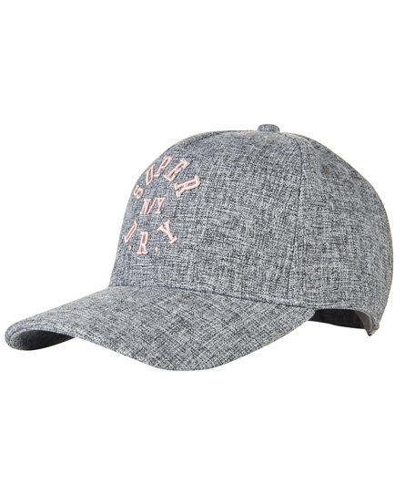 grey Superdry Luxe Grindle Cap