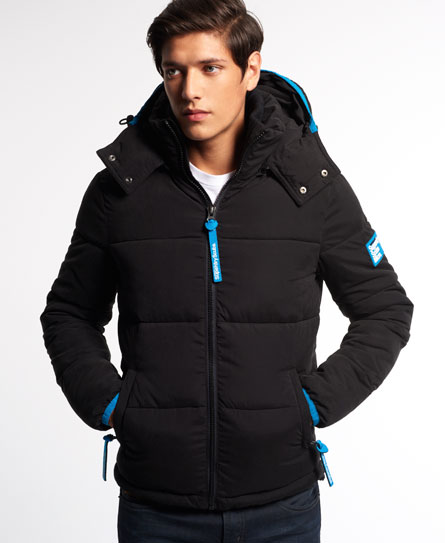 Superdry winterjacke decompression