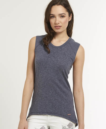 Superdry Scoop T-shirt Grey