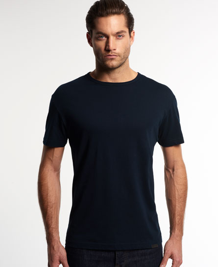 total eclipse Superdry Refined T-shirt