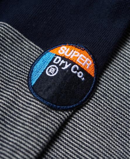 Superdry Liner Stripe Crew