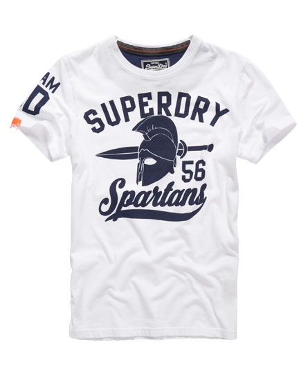 superdry team spartans t shirt men 39 s t shirts. Black Bedroom Furniture Sets. Home Design Ideas
