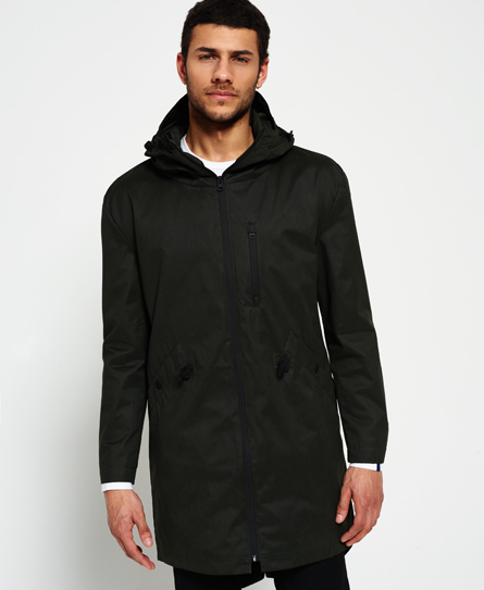 Aviator Parka Jacket