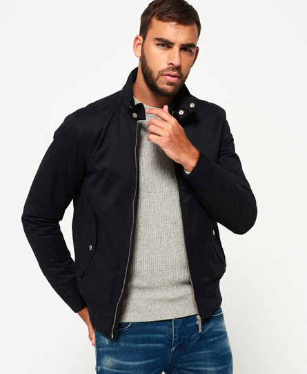 Superdry Superdry Nordic Harrington jakke