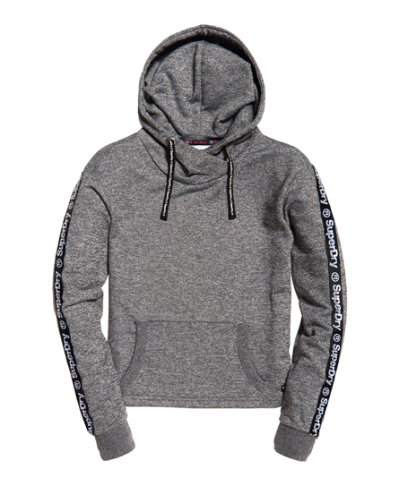 Fashion Fitness Crop hoodie