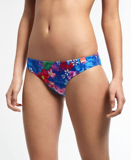tropisch-bunt Superdry Hot Tropic Bikinihöschen