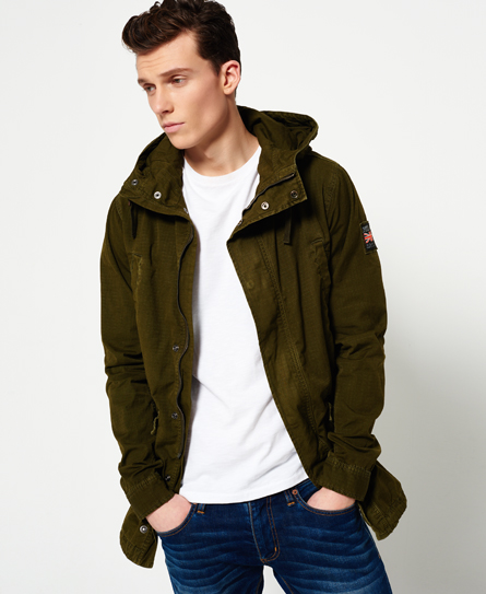 Rookie Fishtail Parka Jacket
