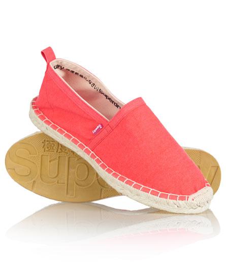 Superdry Espadrilles Pink