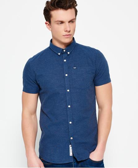 superdry chemise oxford ultimate chemises pour homme. Black Bedroom Furniture Sets. Home Design Ideas