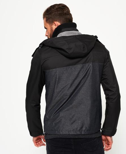 Superdry Arctic Hooded Cliff Hiker Hybrid Jacket