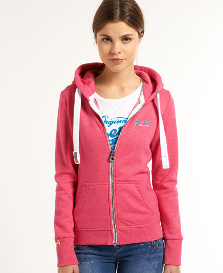 Red hoodies for women