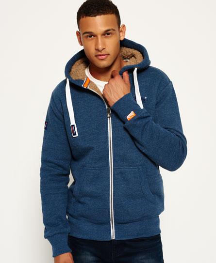 Winter hoodies