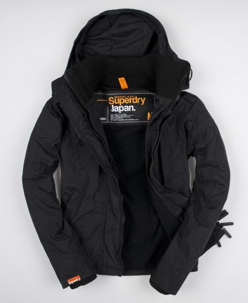 superdry polar windcheater jacke mit kapuze herren jacken m ntel. Black Bedroom Furniture Sets. Home Design Ideas