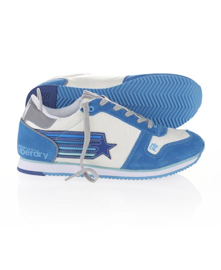 Superdry Super Sprint Sneakers Blue