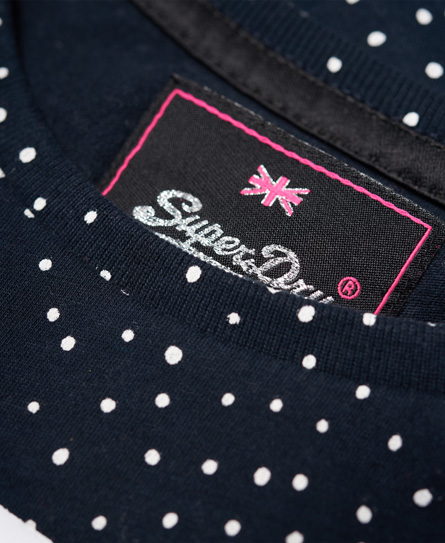 Superdry Vintage Logo Etoile All Over Print T-shirt