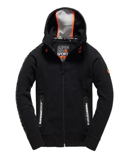 Superdry - Sudadera con capucha y cremallera Sport Gym Tech - 2