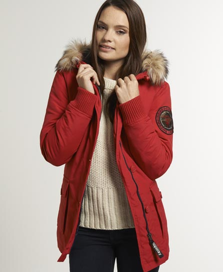 Superdry Everest Coat - Women's Jackets & Coats