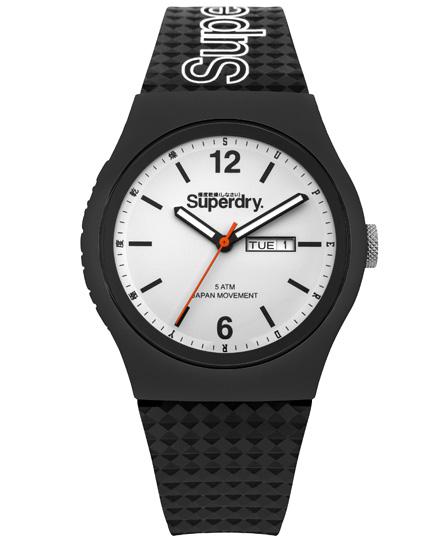 Superdry Urban Armbanduhr mit Tages-/Datumsanzeige