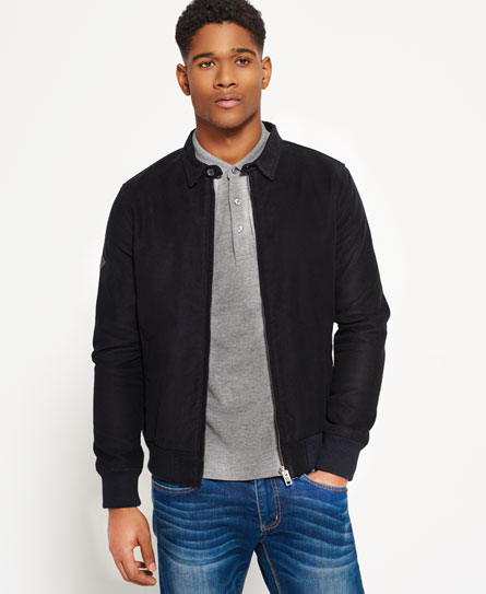 Ultimate Moleskin Harrington Jacket