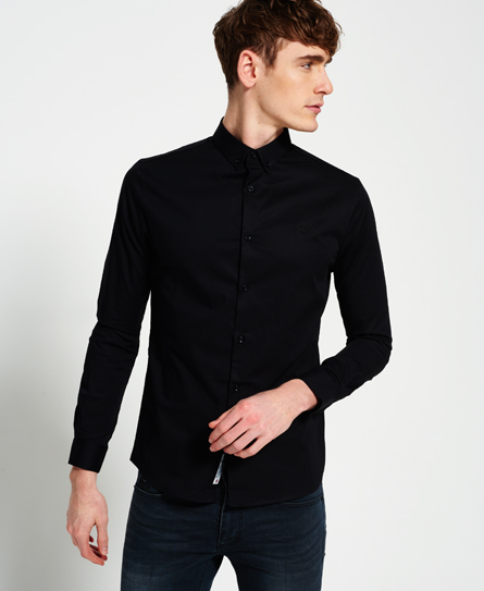 Superdry Tailored Slim Fit Shirt - Men's Shirts