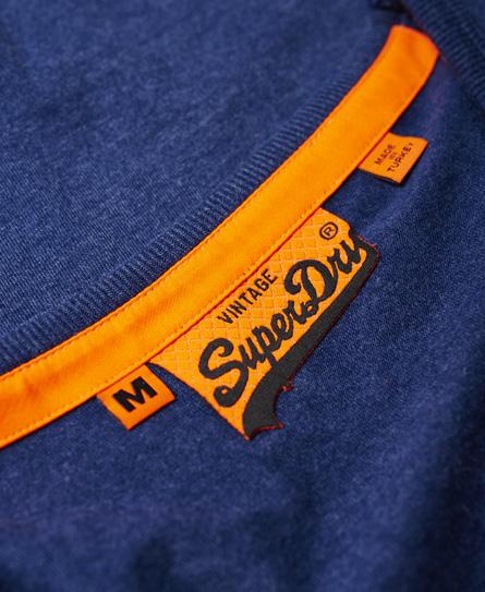 Superdry Duo hemd met Vintage logo