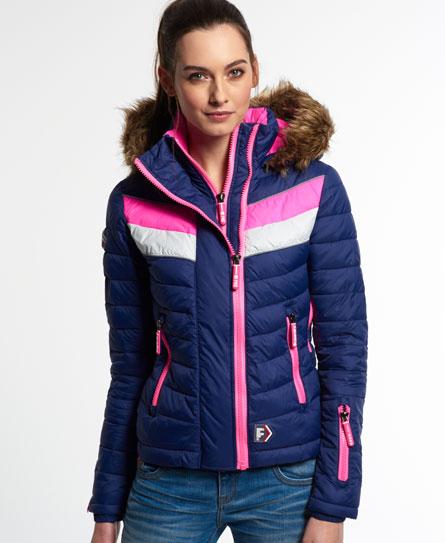 Superdry Superdry Chrevron Fuji Snow Edition jakke