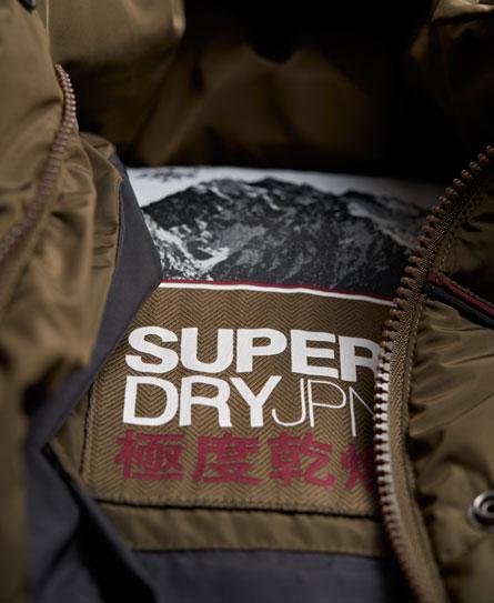 Superdry Glacier Parka Jacket