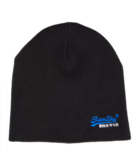 Basic Embroidery beanie