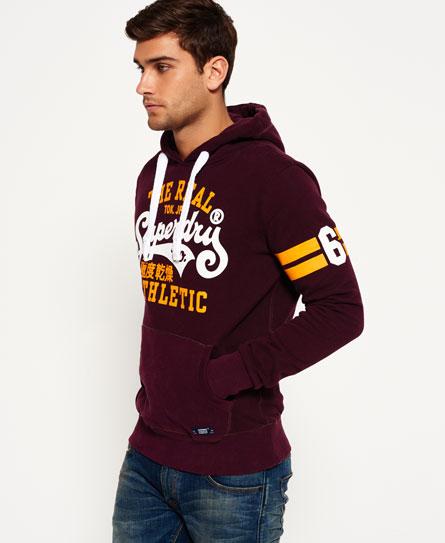 superdry real tokyo hoodie herren hoodies. Black Bedroom Furniture Sets. Home Design Ideas
