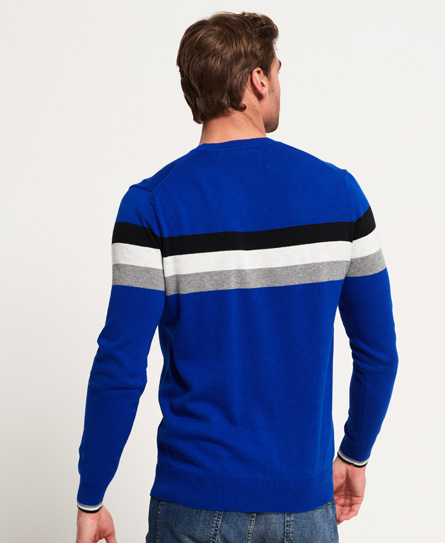 Superdry Athletic Tour Crew Jumper