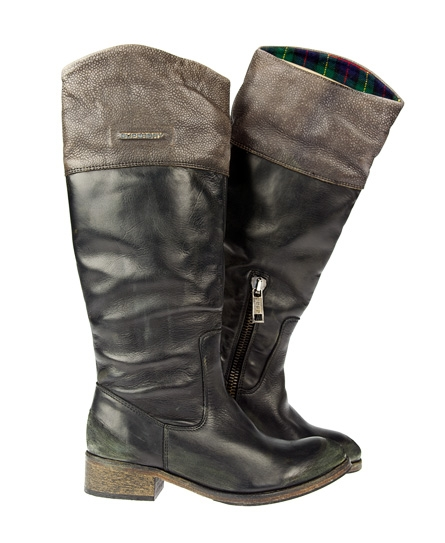 Superdry Winter Bridle Boot Black