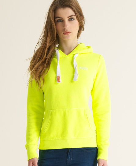 Superdry Orange Label Hoodie - Women's Hoodies