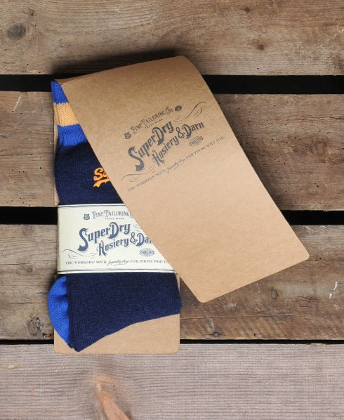 Superdry Quintessential Sock Navy