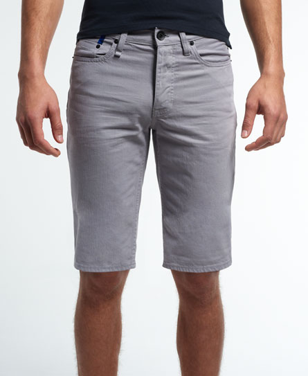 Superdry Colour Jean Shorts - Men's Shorts