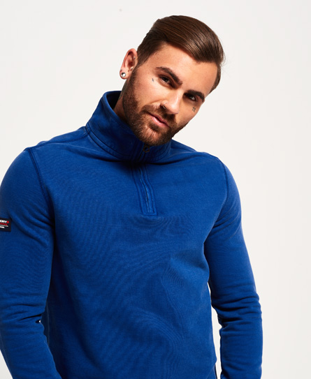 Superdry International Henley Top