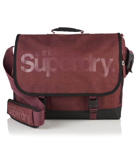 Superdry Supergrit Tarp Laptop Bag