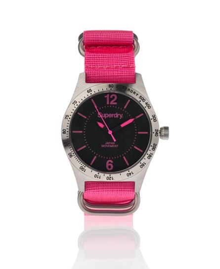 Superdry Field Professional Mini Pink