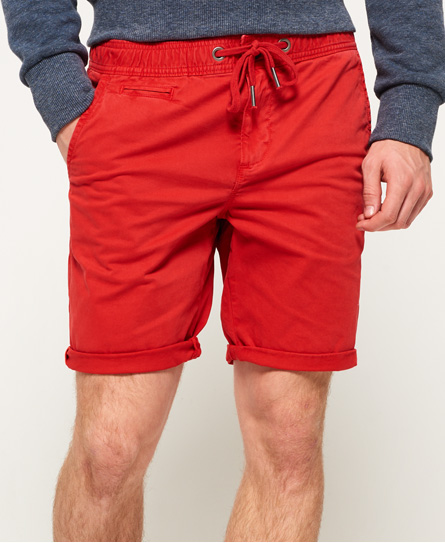 Superdry Superdry International solfalmede chinoshorts