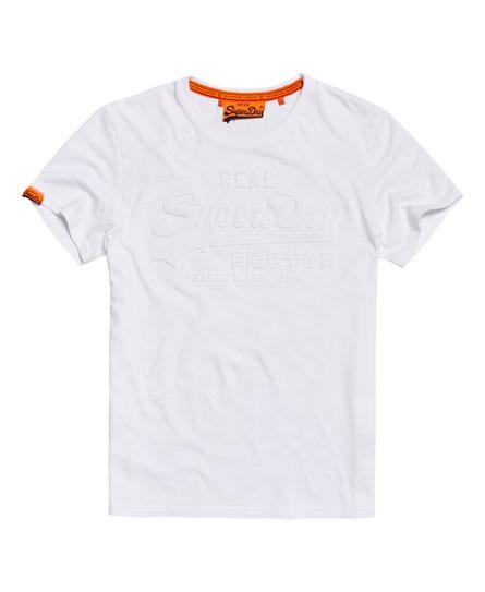 Superdry Vintage Logo Emboss T-shirt